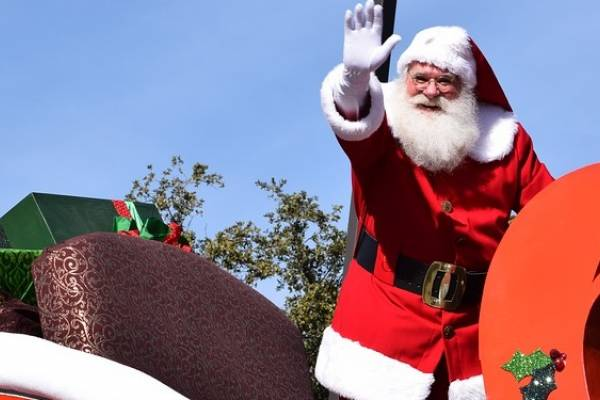 christmas parade in st augustine